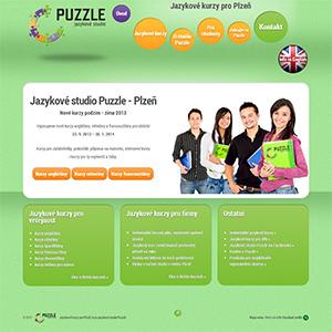 Jazyková škola Puzzle - Plzeň
